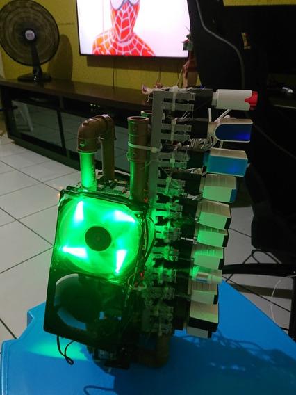 Cluster Raspberry Pi3 B+ 11 Unidades Kit Completo