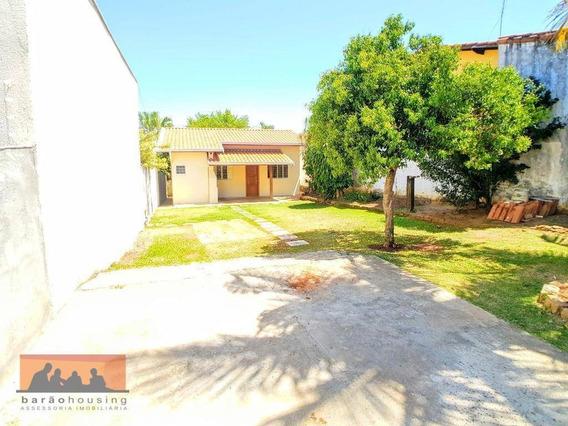 Casa Com 2 Dormitórios Para Alugar, 65 M² Por R$ 2.200,00/mês - Cidade Universitária - Campinas/sp - Ca1177