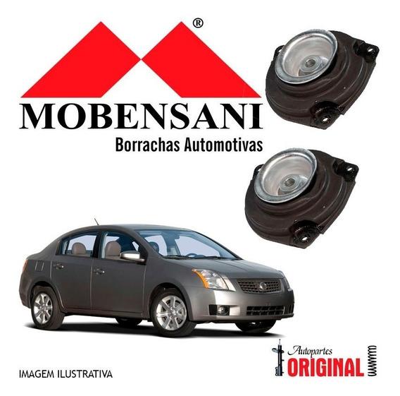 2 Coxim Superior Do Amortecedor Dianteiro Nissan Sentra 2007 2008 2009 2010 2011 2012