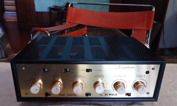 Amplificador De Tubos Dewald 1959, De Colección