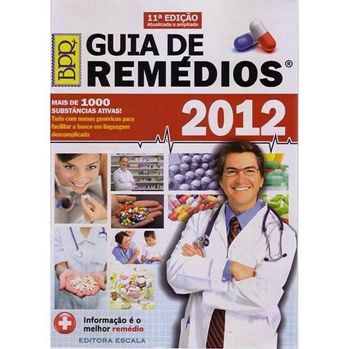 Livro Guia De Remédios - Bpr 2012