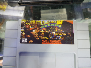 Juego Donkey Kong Country Super Nintendo Snes