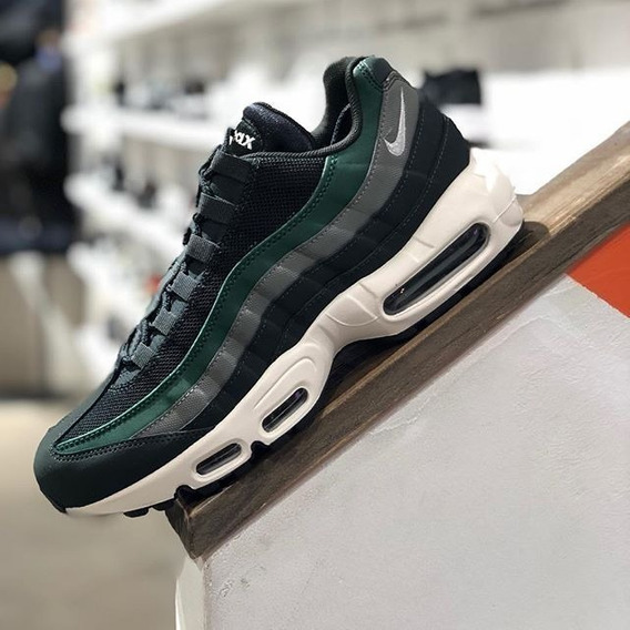 Nike Air Max 95 Essential Outdoor Green Sneakers