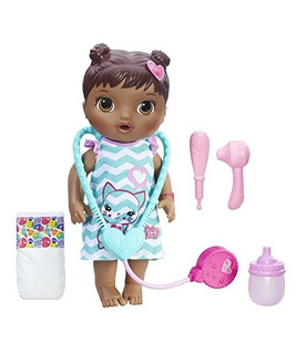 Baby Alive Better Now Bailey (afroamericano)