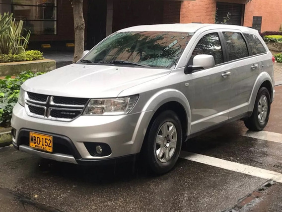 Dodge Journey Se At 2400cc 7psj 4x2 2012