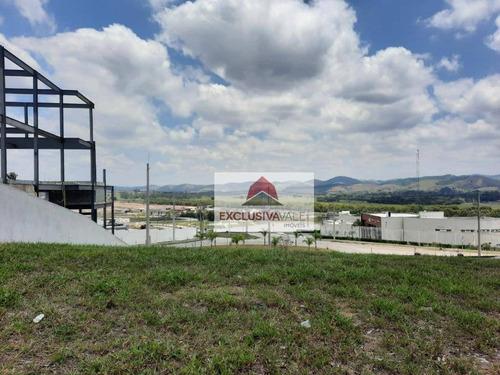 Imagem 1 de 19 de Terreno À Venda, 570 M² Por R$ 750.000,00 - Condomínio Residencial Alphaville Ii - São José Dos Campos/sp - Te0631