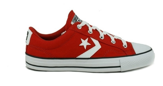 Zapatilla Converse Star Player Rojo