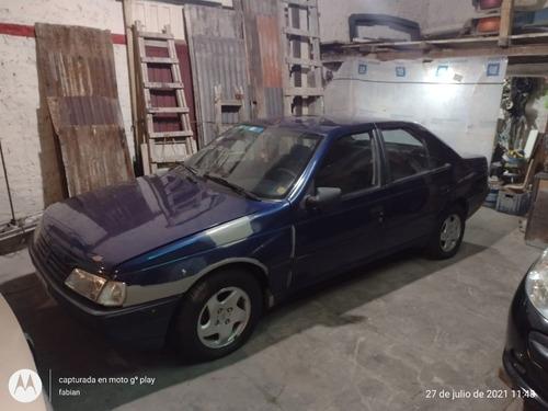 Imagen 1 de 4 de Peugeot 405 1.9 Gld Fam 1997