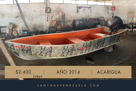 Lancha Lanven 12 Lv869