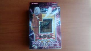 Yu-gi-oh - Baraja De Inicio : Pegasus - Edición En Español!