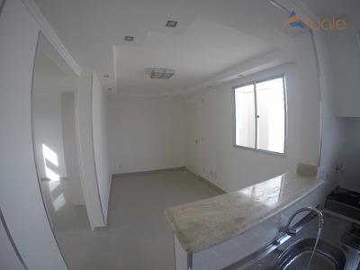 Apartamento Residencial Para Locação, Vila José Paulino Nogueira, Paulínia - Ap2541. - Ap2541