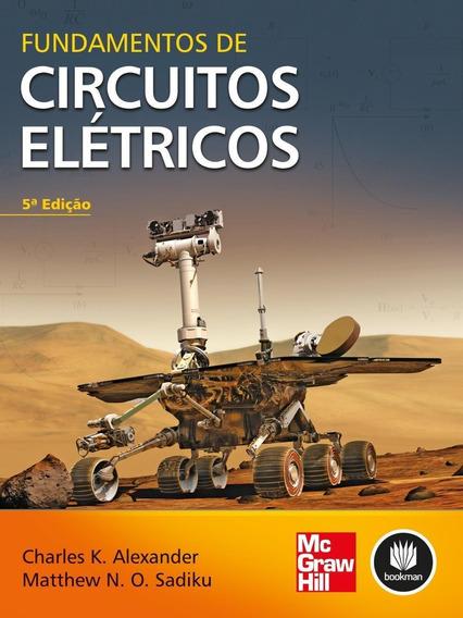 Fundamentos De Circuitos Elétricos - 5ª Ed. 2013