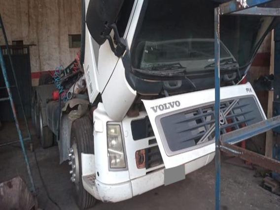 Volvo Fm 370 6x2 Ano 2010 Com Motor Batido.