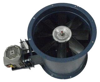 Exaustor Axial Transmissão Monofásico - Vc500mtr