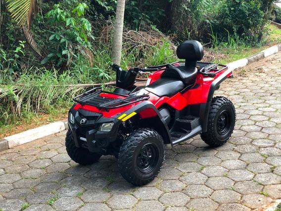 Quadriciclo Can Am 400 Max 4x4 ( 2 Pessoas ) 2013