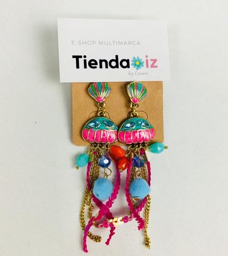 4ecafafea72e Caracolas Arete - Relojes y Joyas en Mercado Libre Colombia