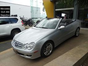 Mercedes Benz Clk 350 Deportivo