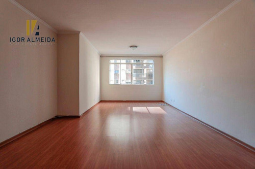 Apartamento Com 2 Dormitórios, 102 M² - Venda Por R$ 1.060.000,00 Ou Aluguel Por R$ 3.000,00 - Jardim Paulista - São Paulo/sp - Ap30924
