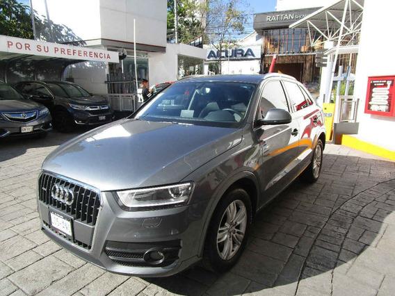 Audi Q3 5p Luxury L4/2.0/211/t Aut