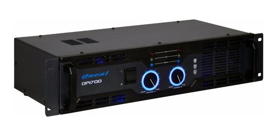 Amplificador Oneal Op 1700 220w