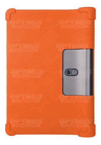 Funda Protectora Goma Tablet Lenovo Yoga Smart Tab Yt-x 705f