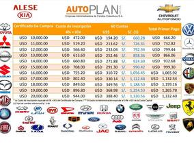 Financiamiento Vehicular