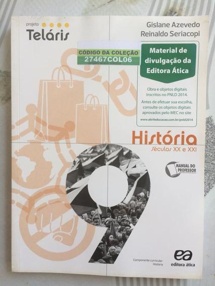 Livro De História 9º Ano Projeto Teláris