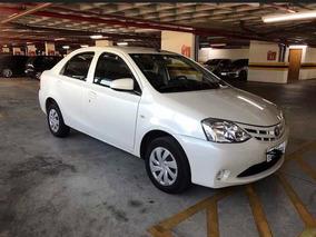 Toyota Etios 1.5 16v X 4p 2017