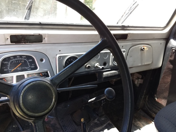 Pickup Toyota Bandeirante Cd 1985 4x4