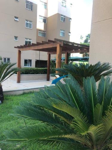 Apartamento Com 3 Dormitórios À Venda, 62 M² Por - Conjunto Califórnia - Belo Horizonte/mg - Ap5546