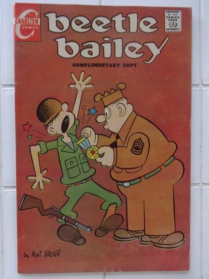 Hq Beetle Bailey Recruta Zero Complimentary Copy Mort Walker