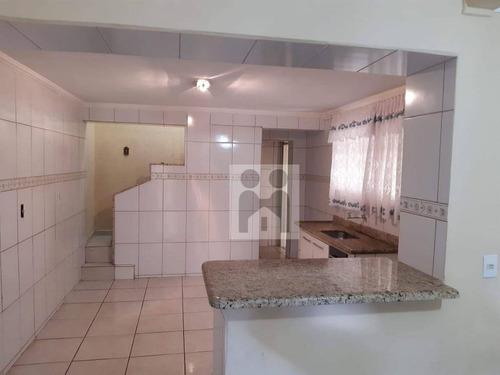 Casa Com 3 Dormitórios À Venda, 187 M² Por R$ 270.000 - Jardim Paulistano - Ribeirão Preto/sp - Ca0926