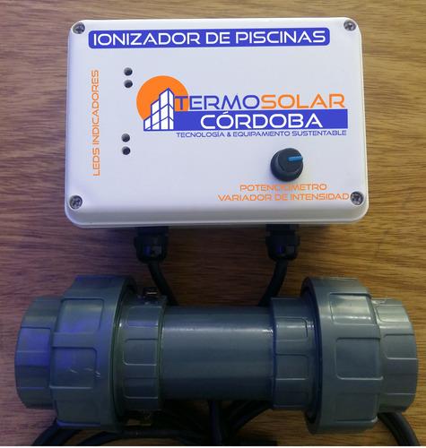 Imagen 1 de 5 de Cloro Granulado No Mas Ionizador Para Piletas No Mas Cloro!!