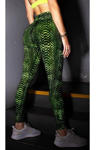 Leggings Calzas Touche Sport Stephanie Demner | Ref Leopard