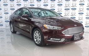 Nuevo Ford Fusión Híbrido Hev Se 2017