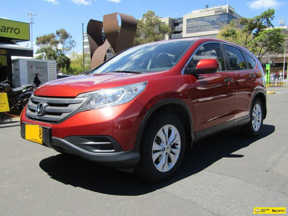 Honda Crv 2wd Lx At 2400