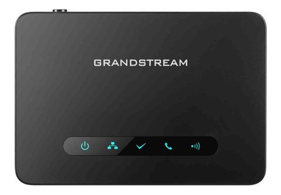 Base Voip Grandstream Dp750 10 Contas Sip Poe 300 Metros Original Lacrado C/ Garantia