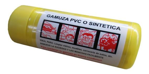Paño Chamois Gamuza Sintética Limpieza Super Absorbente Pvc