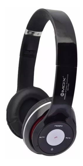 Fone Headphone Mox Mo-f899 Bluetooth/tf Card - Preto