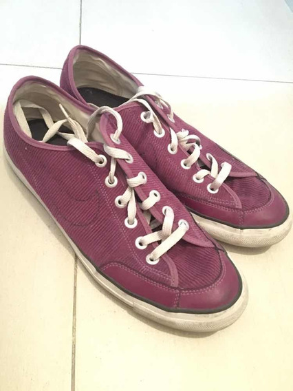 Zapatillas Nike Corderoy Estilo Converse All Star