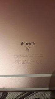 iPhone 6s Plus Rosita Partes