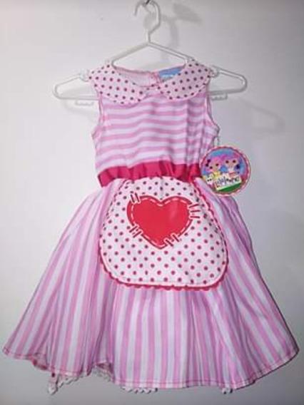 Vestido Disfraz De La Marca Lala Loopsy (importado)