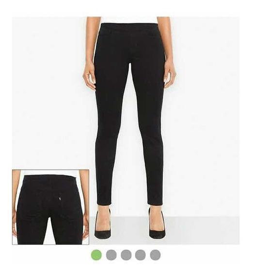 Levis Para Dama Pull On Legging 535 Color Negro 0m/24