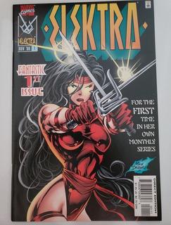 Demolidor Elektra N# 1 A 18 Mike Deodato Marvel Lote Hqs
