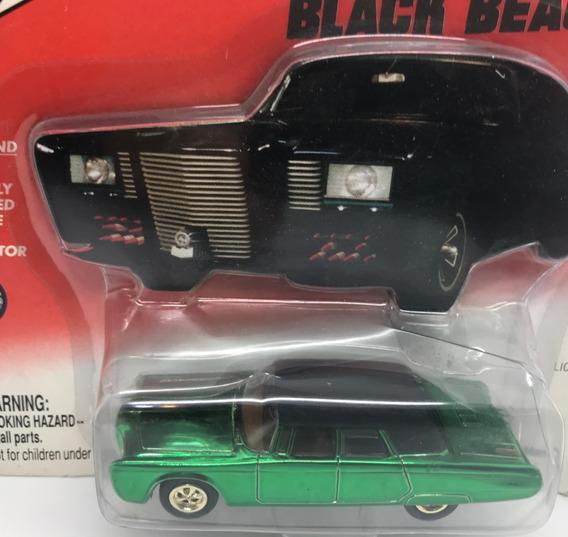 The Green Hornet Black Johnny Lightning 1: 64