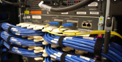 Imagem 1 de 5 de Cabeamento Estruturado E Montagem De Infraestrutura De Rede