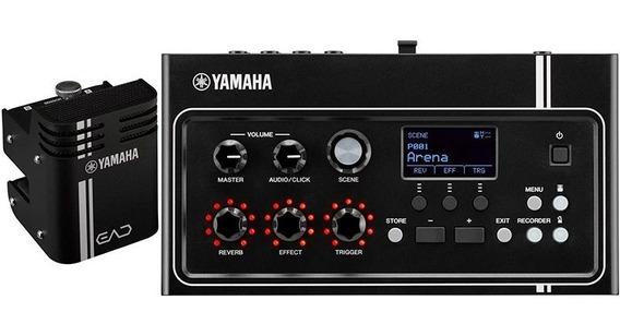Módulo Yamaha Ead10 Trigger P/ Bateria Acústica Eletronica