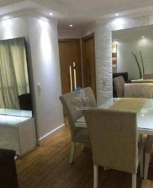 Imagem 1 de 15 de Apartamento À Venda, 55 M² Por R$ 380.000,00 - Mooca - São Paulo/sp - Ap4687