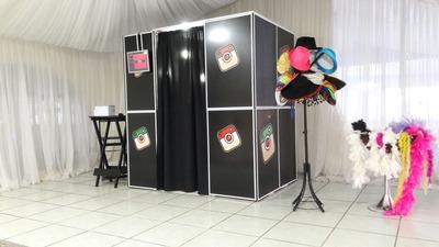 Locação Cabine De Fotos / Totem / Espelho Mágico - Eventos