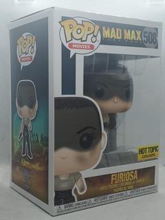 Funko Pop! Movies Mad Max Furiosa Hot Topic